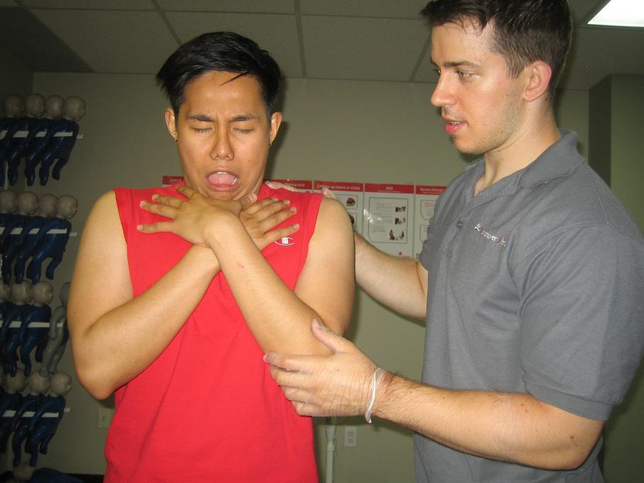 Community First Aid And Cpr Courses In Toronto